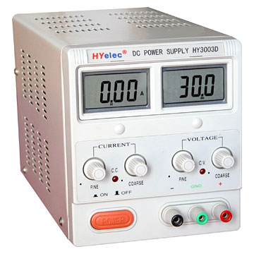 DC Power Supply (Linear Mode) (DC Power Supply (линейный режим))