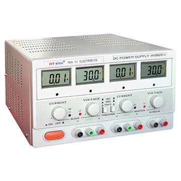 DC Power Supply (Linear mode) (DC Power Supply (линейный режим))