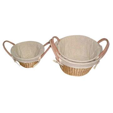Rush Basket (Rush Basket)