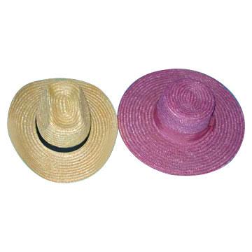 Straw Hats (Chapeaux de paille)