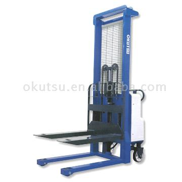 Semi-Electric Stacker ( Semi-Electric Stacker)