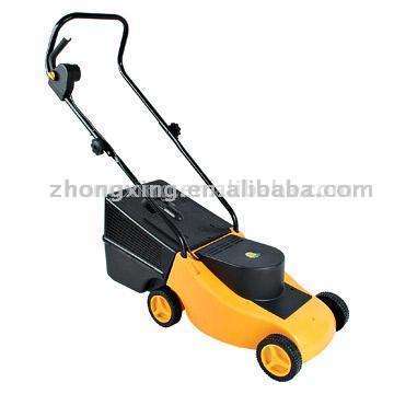 Electric Lawn Mower (Электрическая газонокосилка)