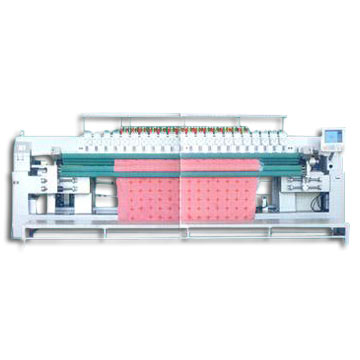 Computerised Quilting Embroidery Machine