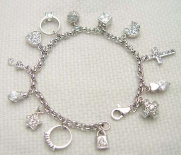 Inlaid Bracelet (Инкрустацией браслета)