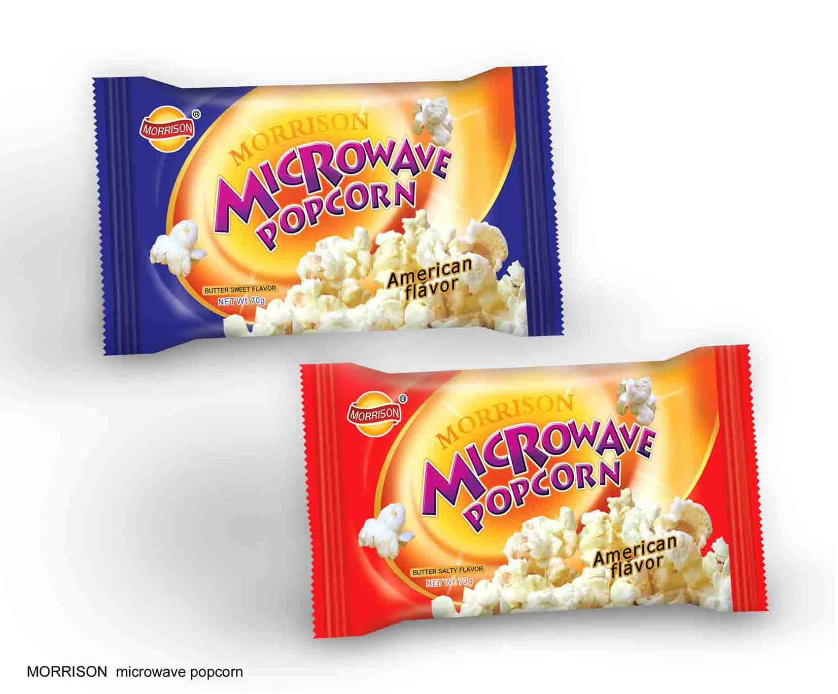 Morrison Microwave Popcorn