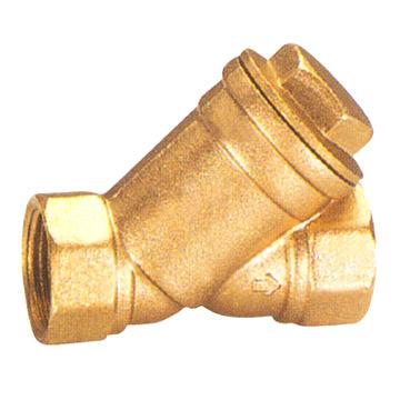 Brass Y-Strainer (Латунь Y-фильтр)