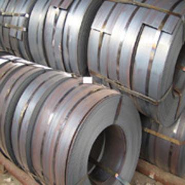 Hot-Rolled Steel Strips (Прокат стальной горячекатаный Полоса)