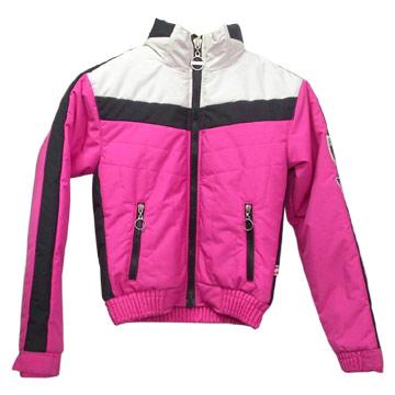 185T Polyamide Taslan Jacket (185T полиамид Taslan Куртка)