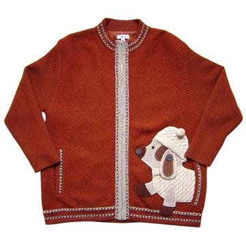 Boiled Wool Sweater (Вареные шерстяной свитер)