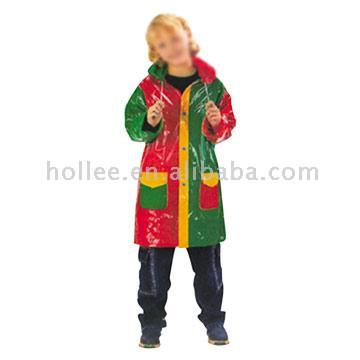 Children Raincoat (Дети Плащ)