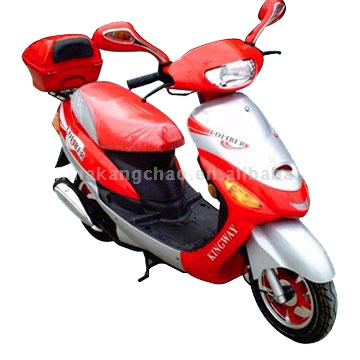 50cc Scooter (EEC Approved) (50cc Scooter (ЕЭС Утвержденный))