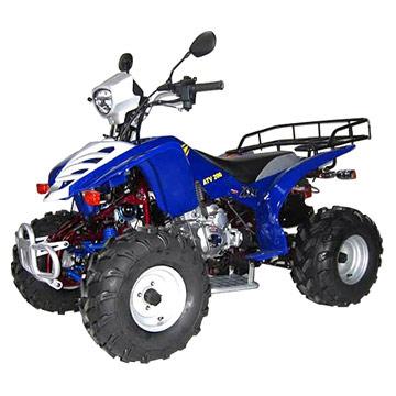 200CC ATV (EEC & COC Approved) (200CC ATV (ЕЭС & COC Утвержденный))