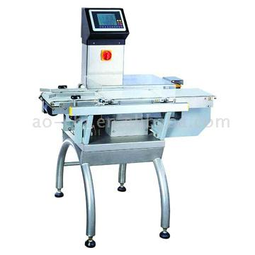 Checkweigher (Kontrollwaage)