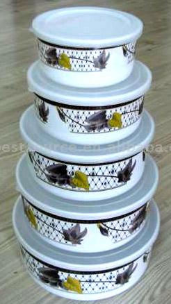 5pc Melamine Bowl Set (5pc меламин Bowl Set)