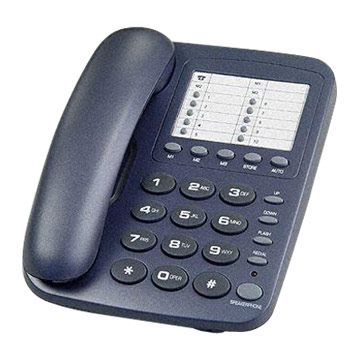 13 Memory Speaker Phone