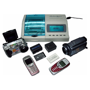 Mobile Phone Battery Analyzers