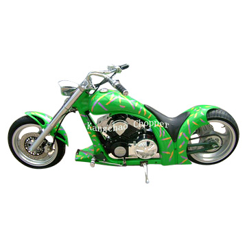 mini chopper rear tires