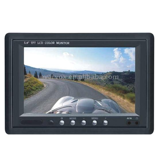 10.4`` Flip Down TFT Monitor with DVD Combo (10,4``откидной TFT монитор с DVD Combo)