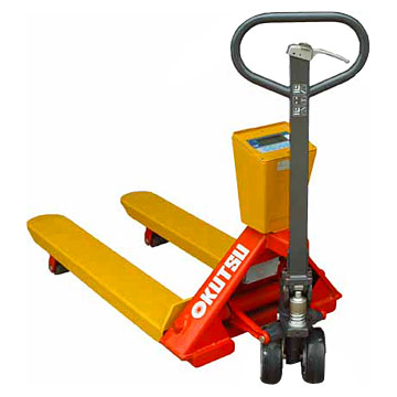 Scale Pallet Truck ( Scale Pallet Truck)