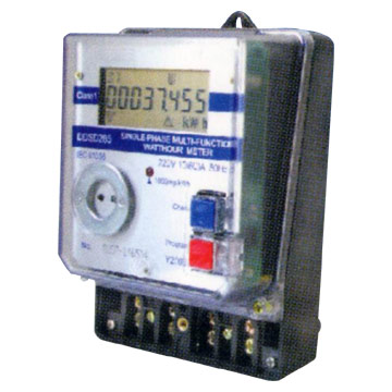 Single-Phase Multi-Function Watt-Hour Meter (DDSD 285)
