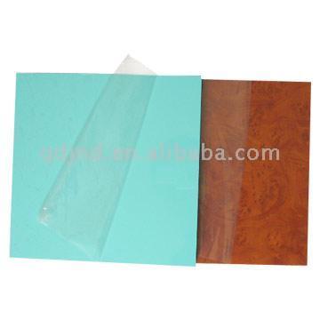 Protective Film For Acrylic Sheet PMMA Panel (Защитная пленка для акриловых листов ПММА Группы)