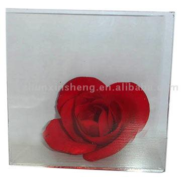 Clear Sheet Glass, Clear Recycle Glass (Clear Sheet Glass, Clear recyclage du verre)