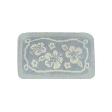 Cotton Jacquard Bath Mat (Жаккардовых хлопчатобумажных коврик для ванной)