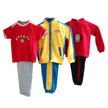 Boy`s Clothing