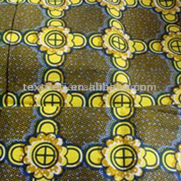 Real Wax, Imitation Wax and Super Wax Printed Fabric (Реальный Воск, воск и имитацией Super Wax набивные ткани)