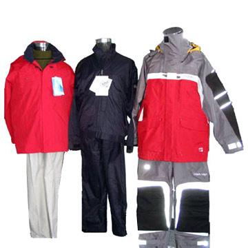 Sailing / Rain Suit (Парусный спорт / Rain Suit)