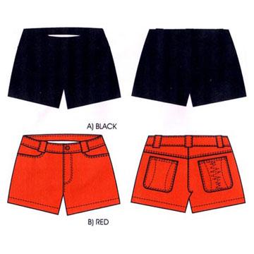 Women`s Shorts (Шорты женские)