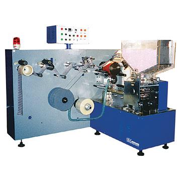 U-förmige Tape Pack Flexible Straw Automatische Verpackungsmaschine (U-förmige Tape Pack Flexible Straw Automatische Verpackungsmaschine)