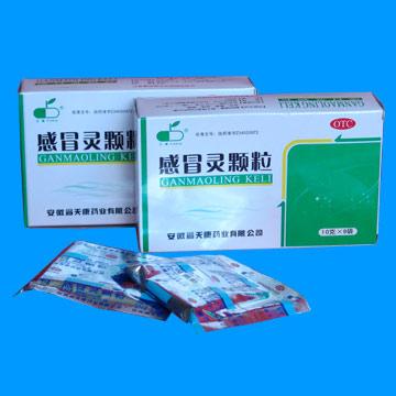 Cold Cure Granule (Холодная Cure гранула)