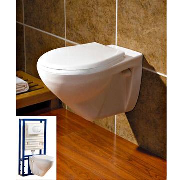 Hanging Toilet (Висячие Туалет)
