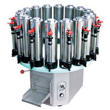 Stainless Steel Manual Paint Dispenser