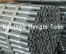 Swaged Galvanized Steel Pipes
