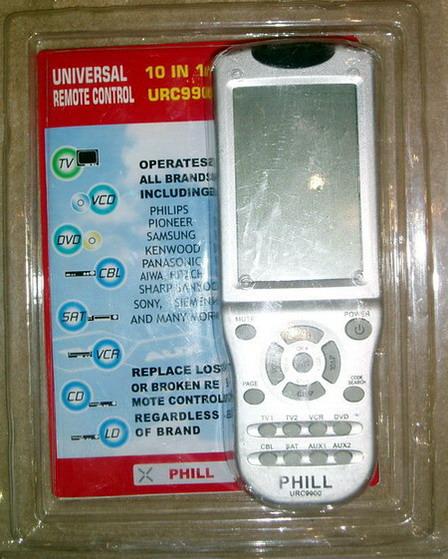 Remote Controller (Пульт дистанционного управления)