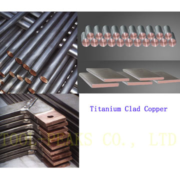 Titanium Clad Copper