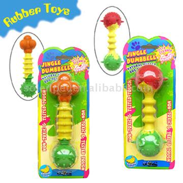 target dog toy. Rubber Dog Toys (R-2) ( Rubber