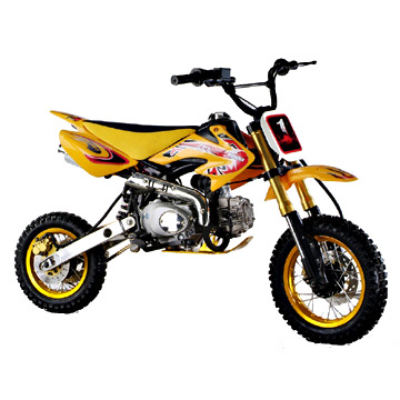 Dirt Bike 50-125cc Upside-down Shock (Байк 50 25cc перевернуто Shock)