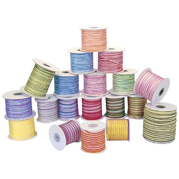 Rainbow Ribbons and Peacock Ribbons