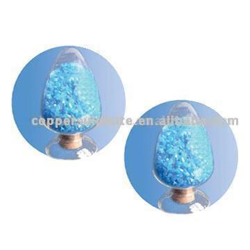 Copper Sulphate (2-4mm for Feed)