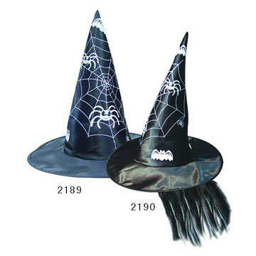 Witches Hats Origin