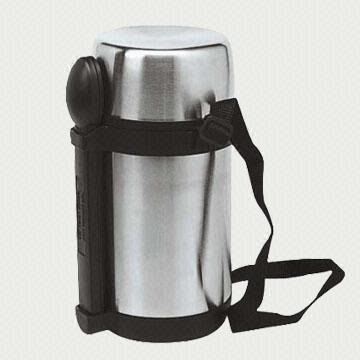 Stainless Steel Vacuum Food Thermos
