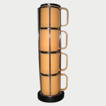 Coffee Mug 4pcs Set (Кружка кофе 4pcs Установить)