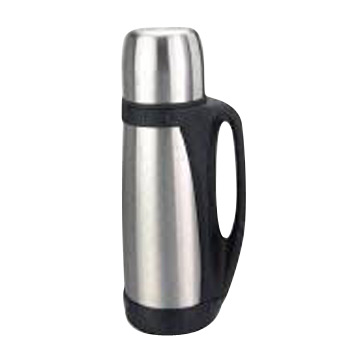 1000ml Stainless Steel Vacuum Travel Flask (1000мл Нержавеющая сталь Travel Вакуумная колба)