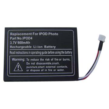Battery for iPod (Аккумулятор для IPod)