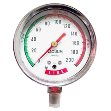 Low Pressure Capsule Gauge (Низкое давление Capsule Калибровочная)