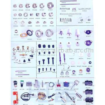 Stickerei Accessorial Material (Stickerei Accessorial Material)