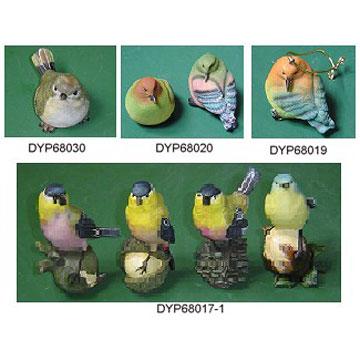 Resinic Bird (Resinic Bird)